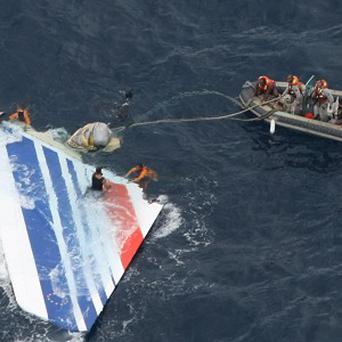 Three Irish citizens died when an Air France jet crashed in the Atlantic in 2009