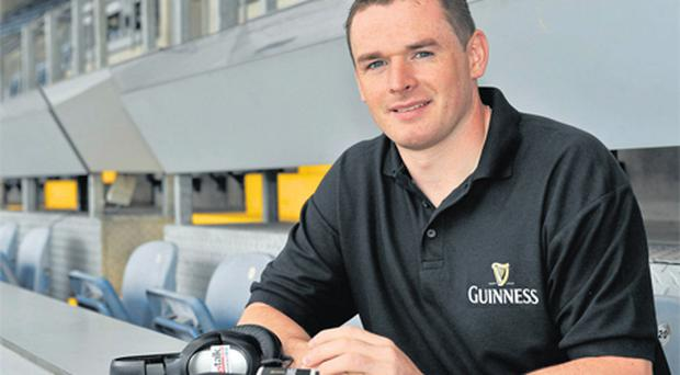 Ahead of Sunday's All-Ireland semi-final against Kilkenny, Waterford hurler Shane Walsh tried his hand at commentating as part of the 'Power To Lift Us All' Guinness campaign which hurling fans can check out at www.newstalk.com or www.facebook.com/guinnesshurling