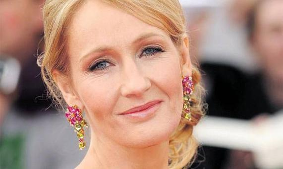 J K Rowling has discovered she comes from a long line of single mothers