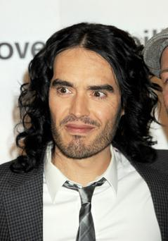 Russell Brand has already signed up for the tourism space race. Photo: Getty Images