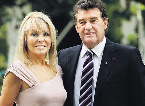 Jackie Lavin and Bill Cullen have owned the Muckross Park Hotel in Killarney since 1990