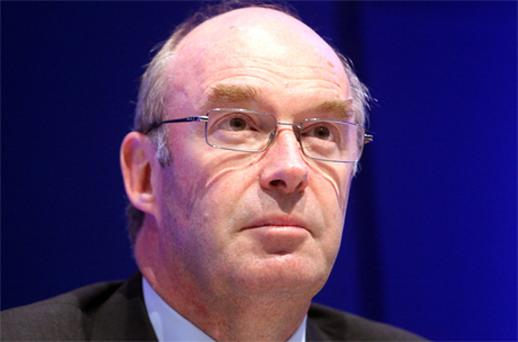 Executive chairman David Hodgkinson claimied that the bank faced 'quite severe operational risks'