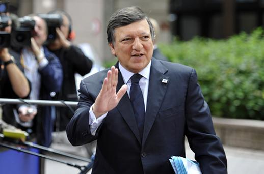 José Manuel Barroso president of the European Commission Photo: Getty Images