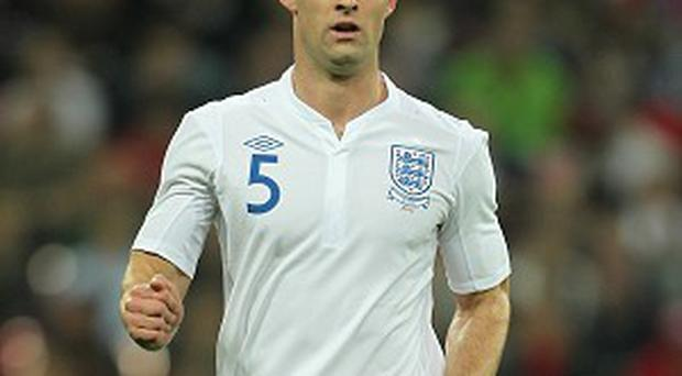 Gary Cahill was commanding in defence for England