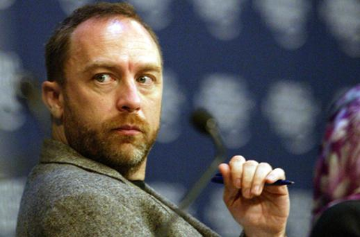 Wikipedia founder Jimmy Wales. Photo: Getty Images
