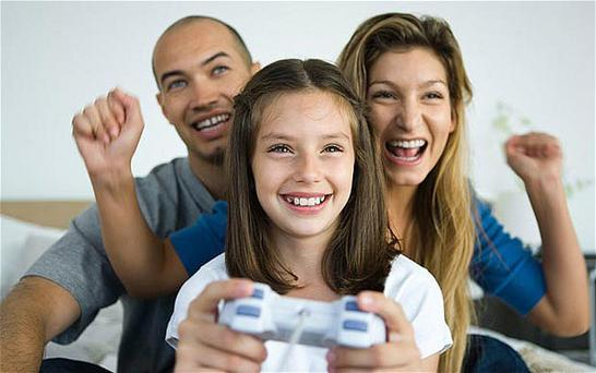 Video gamers are looking for their 'ideal selves'. Photo: ALAMY