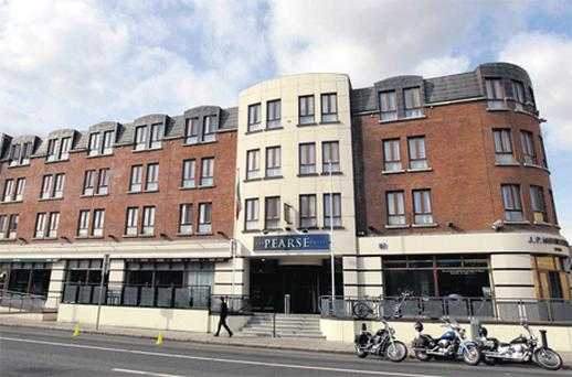 The former Holiday Inn on Pearse Street, Dublin, was sold by a previous receiver in 2000 for IR£6.7m