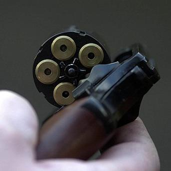 Guns can be dangerous, as one American discovered after accidentally shooting himself in a sensitive area
