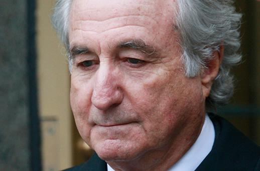 Bernard Madoff. Photo: Getty Images
