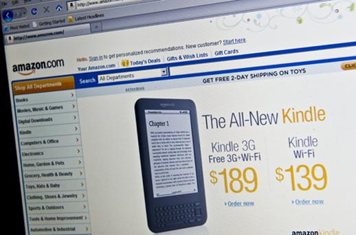 Amazon customers don't need a Kindle device to read Kindle ebooks. Photo: Getty Images