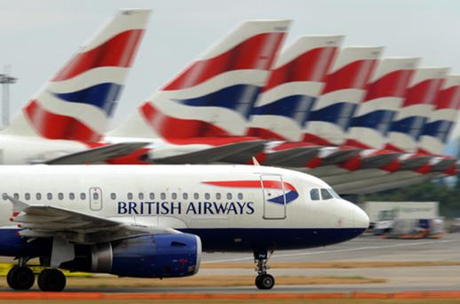 BA has a dedicated YouTube site and anyone interested in becoming a pilot can get on to the site and learn about the training programme. Photo: Getty Images