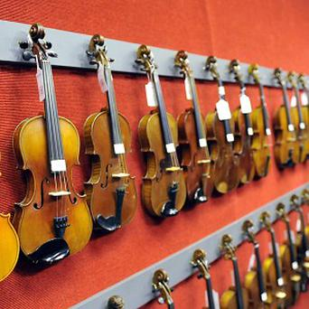 A US store has fewer people hanging around since the business started playing classical music