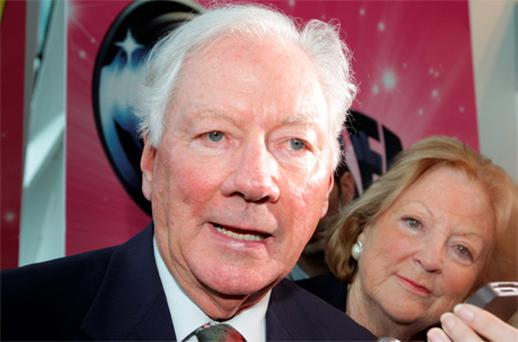 Gay Byrne: 'pestered to death' to make a decision