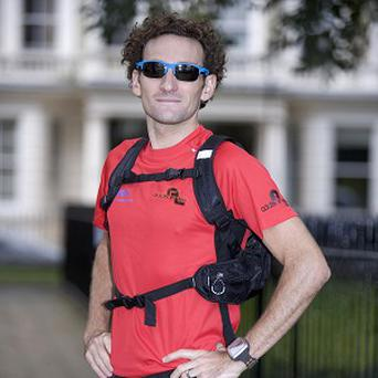 Couriers have come up with a solution to avoided traffic chaos in central London by dispatching runners to take parcels