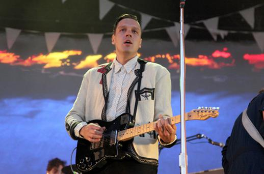 Win Butler of Arcade Fire. Photo: Getty Images