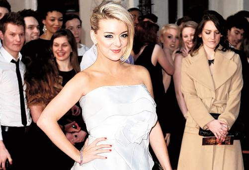 Sheridan Smith is the favourite to play Bridget Jones on stage. Photo: Getty Images