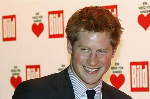 Prince Harry Photo: Reuters