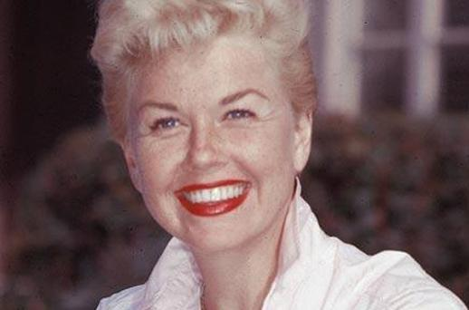 Doris Day: had her first hit at the end of the Second World War. Photo: Getty Images