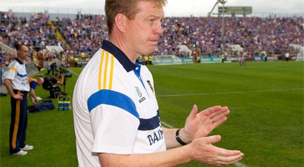 Tipperary manager Declan Ryan. Photo: Sportsfile