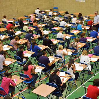 'Two years ago, the Leaving Cert seemed like an impossibly huge monument, but now it's a sad, crumbling hunk of stone'