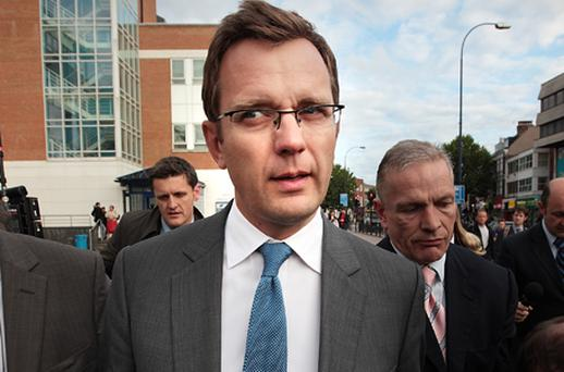 Andy Coulson. Photo: Getty Images