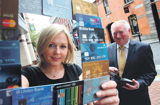 At the IPSO press briefing were marketing manager Jennifer Chamberlaine and CEO Pat McLoughlin