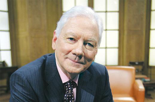 Gay Byrne: Decided in the end not to run for the presidency