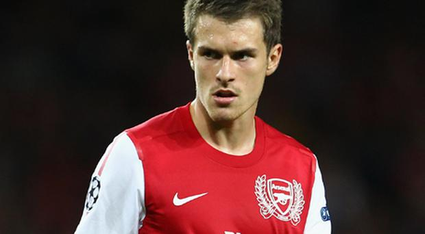 Aaron Ramsey. Photo: Getty Images