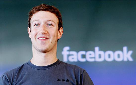 Facebook founder Mark Zuckerberg has attracted more than 750 million users to his site Photo: AP