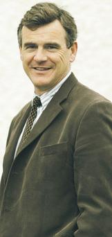 Colm O'Rourke as a pundit
