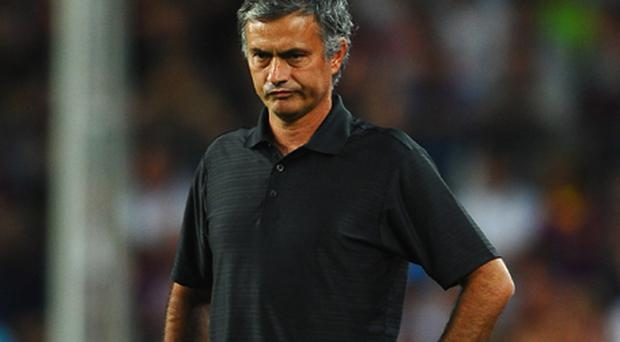 Mourinho, as he was in both England and Italy, has quickly become a contentious figure in Spain. Photo: Getty Images