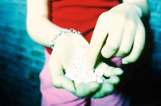 A pill or two a day can end up leading down a slippery slope. Photo: Thinkstock