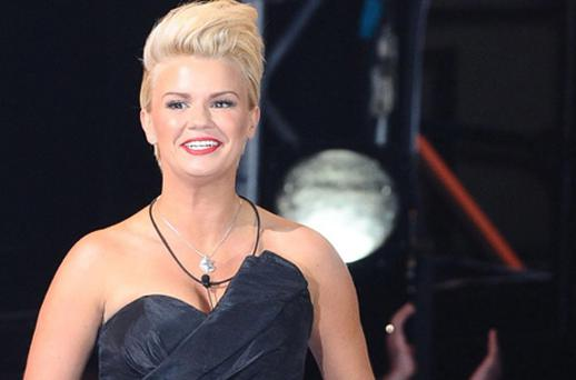 Kerry Katona last triumphed in the jungle in I'm A Celebrity...Get Me Out of Here! Photo: PA