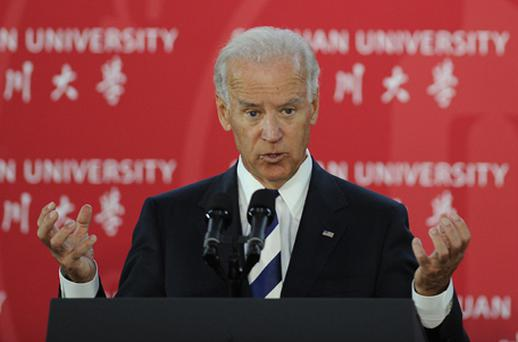 US Vice President Joe Biden. Photo: Getty Images
