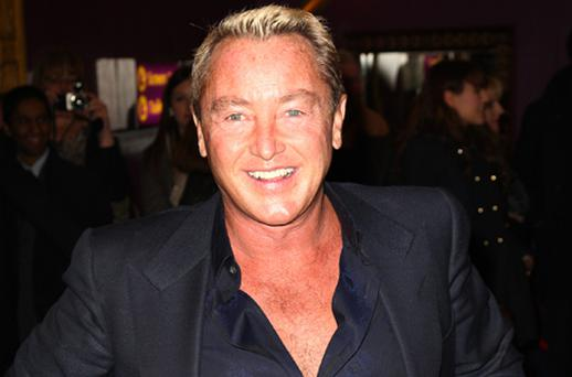 Michael Flatley: Cliffs of Moher show cancelled. Photo: Getty Images