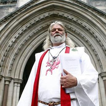 The Rev King Arthur Uther Pendragon has lost the latest round of a fight to force scientists to return ancient remains to Stonehenge