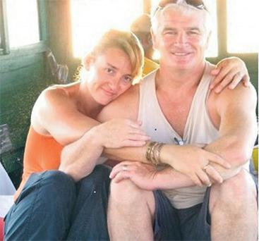 Kim and Kevin McGuirk