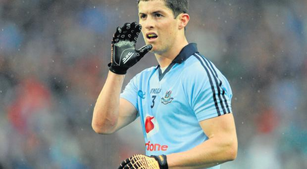Rory O'Carroll has been impressive in this year's Championship for Dublin