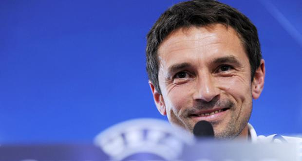 Lyons manager Rémi Garde. Photo: Getty Images