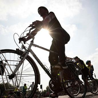 Mexican radio host Angel Verdugo called on listeners to run over cyclists