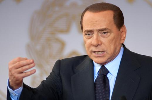 Silvio Berlusconi. Photo: Getty Images