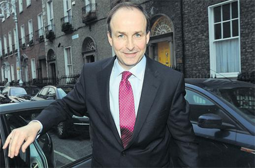 Shooting himself in the foot – Micheal Martin