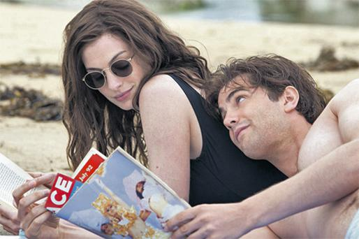 Anne Hathaway and Jim Sturgess fail to connect