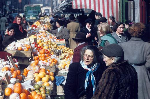 How times change: Shopping in Dublin in the 1950s