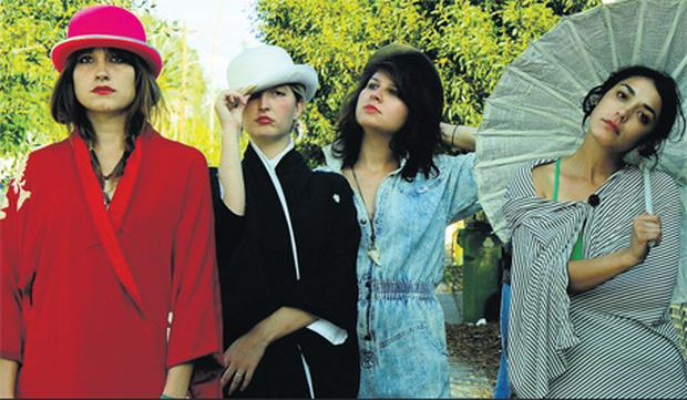 Warpaint will headline Forbidden Fruit