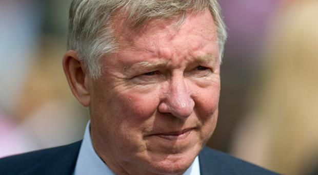 Both barrels: Sir Alex Ferguson tells FA what he thinks of them. Photo: Getty Images