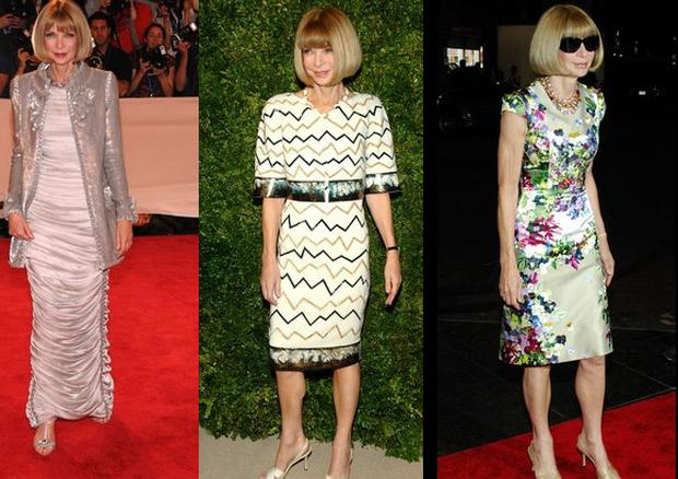 Anna Wintour. Photo: Getty Image