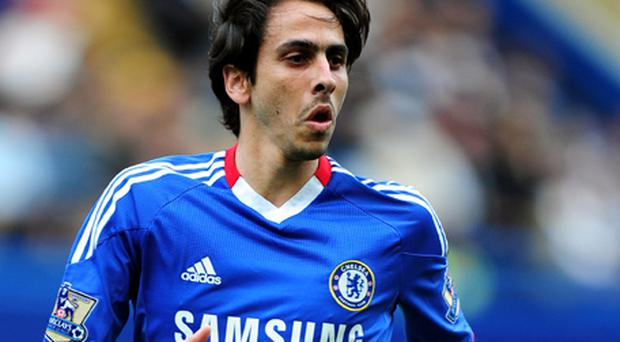 On the move: Yossi Benayoun is set to return to Merseyside. Photo: Getty Images