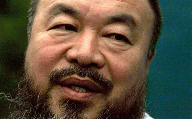 Ai WeiWei, the artist and Chinese dissident. Photo: REUTERS