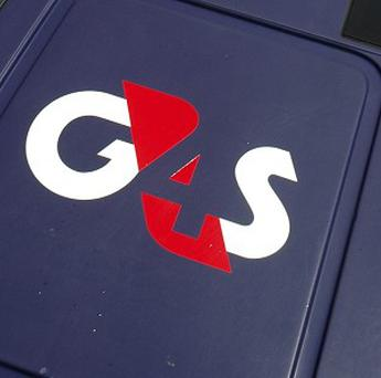 Two G4S workers have been sacked after an electronic tag was put on an offender's false leg